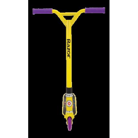 Трюковой самокат Razor Beast Жёлтый