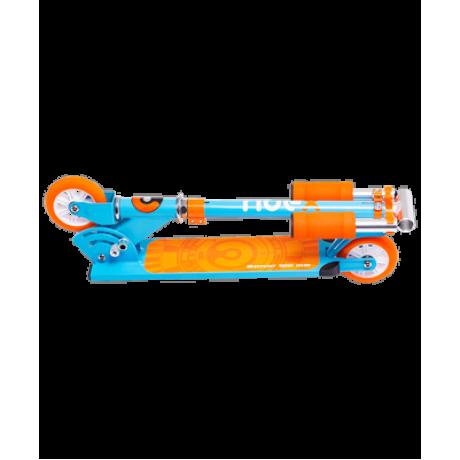 Самокат 2-колесный Sonic 100 мм, синий