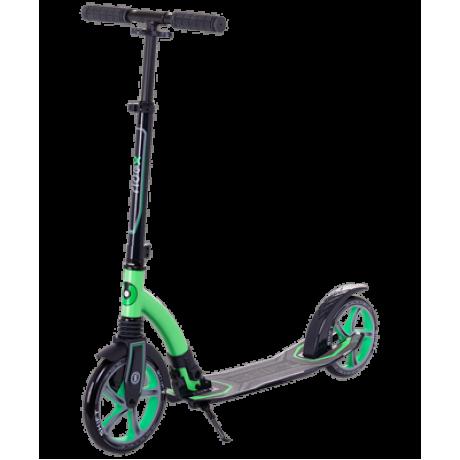 Самокат 2-колесный Shift 230/200 мм, зеленый