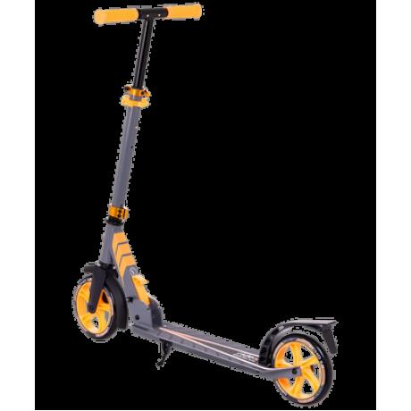 Самокат 2-колесный Echo 2.0 180 мм, оранжевый
