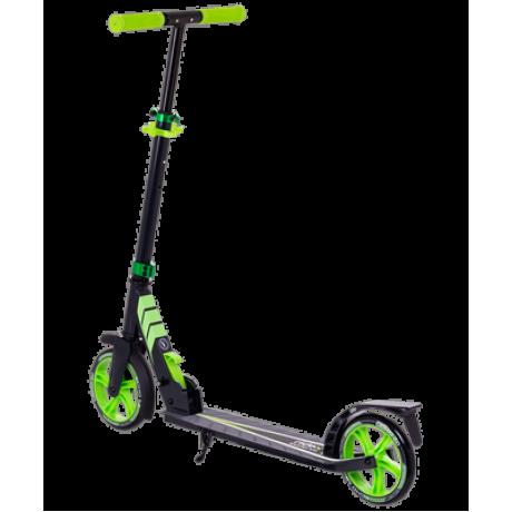Самокат 2-колесный Echo 2.0 180 мм, зеленый