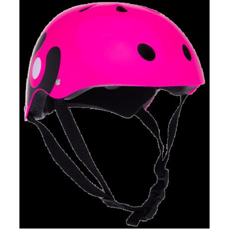 Шлем защитный Zippy, розовый