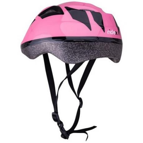 Шлем защитный Robin, розовый