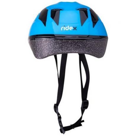 Шлем защитный Robin, голубой