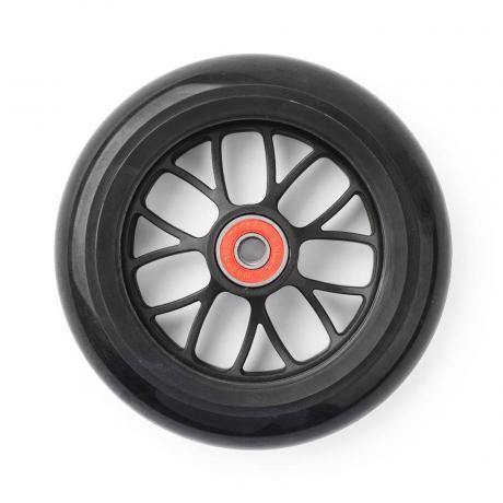 Колесо + подшипник для Maxi переднее 120 мм Черное
