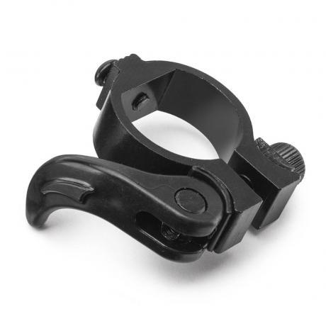 Хомут + эксцентрик для Mini металлическое Черное