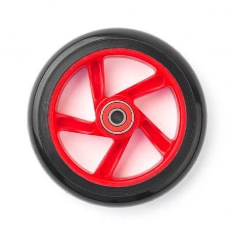 Колесо+подшипник  для Mini переднее Красный