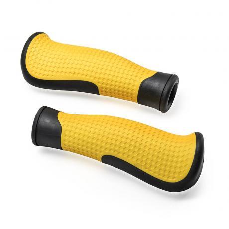Грипсы Trolo  Pixel желтый/черный