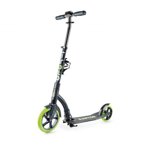 Самокат Trolo Raptor green-graphite