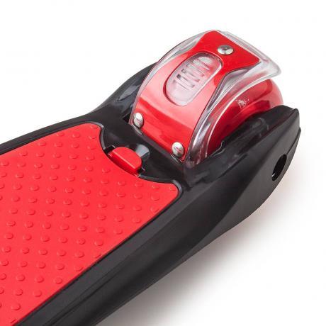 Самокат Trolo Maxi черный/красный 2017
