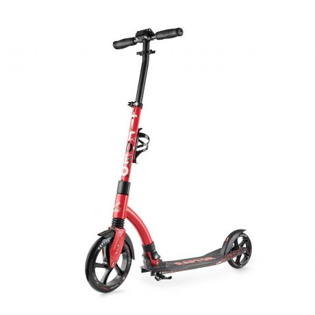 Самокат Trolo Raptor red